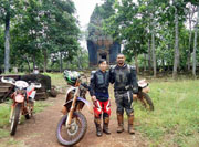 cambodia dirt bike tour
